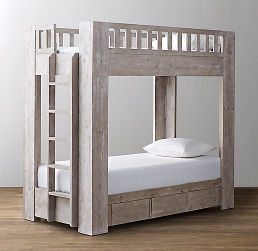 Callum 3 Drawer Storage Bunk Bed