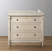Jourdan Dresser & Topper Set