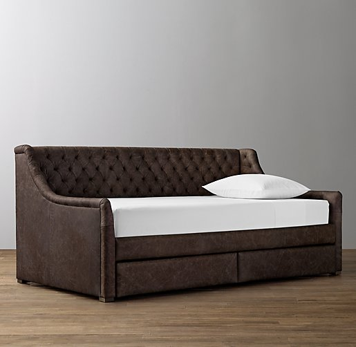 Boys Playroom With Daybed