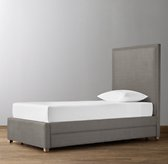 Sydney Velvet Bed with Trundle