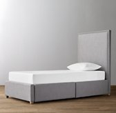 Sydney Upholstered 4-Drawer Storage Bed