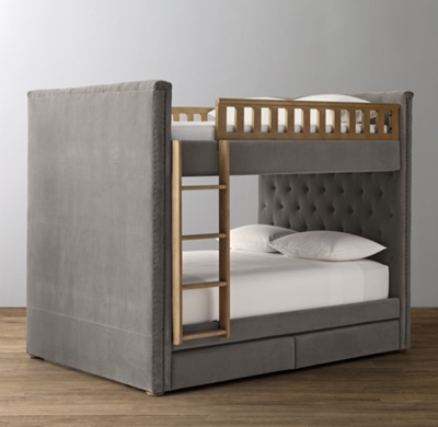 storage bed assembly instructions