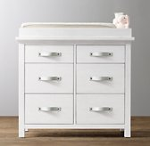 Harrison Dresser & Topper Set