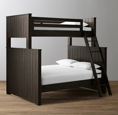 twin over full bunk bed instructions
