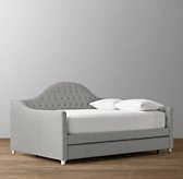 Reese Tufted Daybed with Trundle