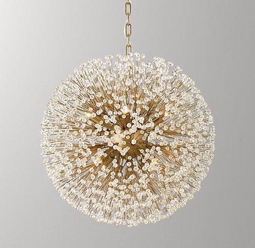 chandeliers  pendants  rh baby  child, Lighting ideas
