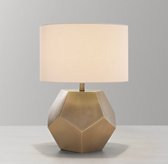 Hendrick Table Lamp Base - Aged Brass