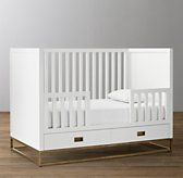 Avalon Storage Crib Toddler Bed Conversion Kit