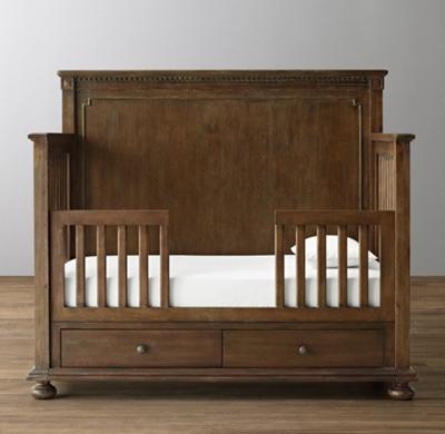 Jameson Storage Conversion Crib Toddler Bed Kit