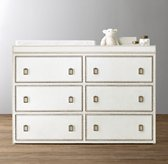 Paloma Wide Dresser & Topper Set