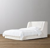 Wynne Slipcovered Bed