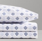 Tonal Chevron Sheet Set