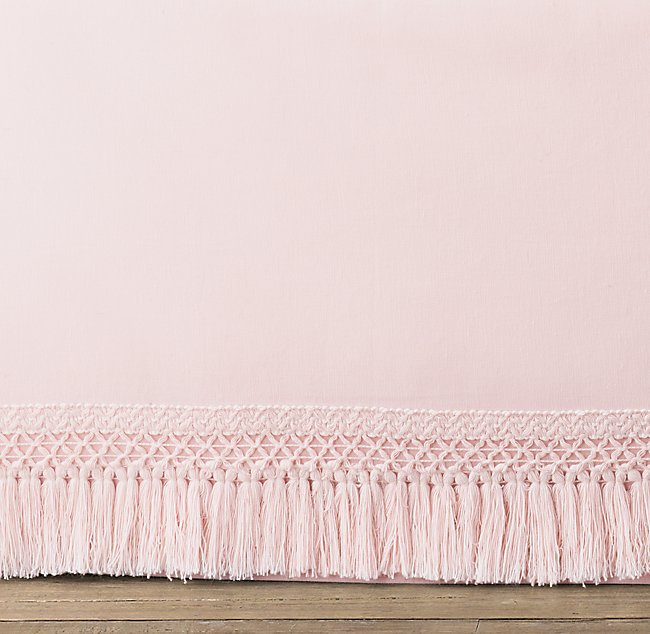 home twinkle bed skirt pom at one audrey p little crib