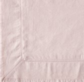Frayed-Edge Linen-Cotton Bedding Swatch