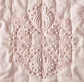 Amara Hand-Embroidered Bedding Swatch
