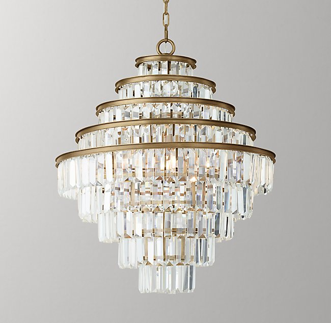 Chandeliers pendants rh baby child aloadofball Gallery