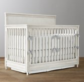 Bellina Low-Profile Conversion Crib