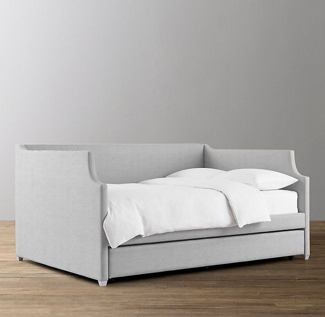 Annika Upholstered Daybed With Trundle