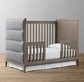 Loew Upholstered Toddler Bed Conversion Kit