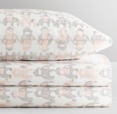 Raj Elephant Percale Sheet Set