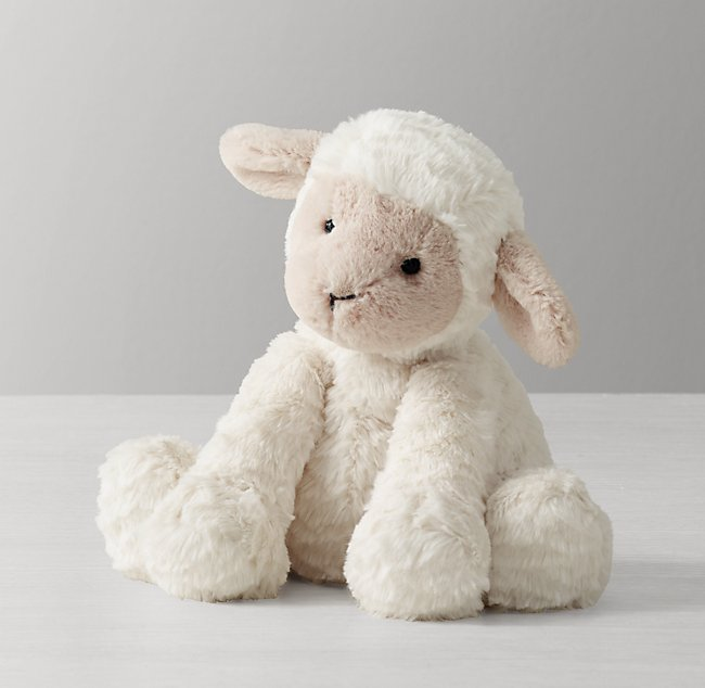 Jellycat Plush Animal Lamb