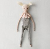 Limited Edition Doll by Dumyé™ - Little Foot