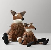 Wooly Plush Fox