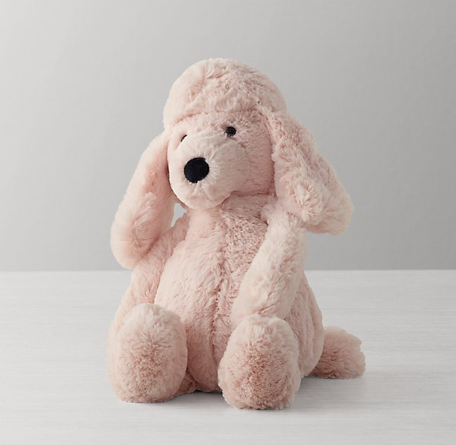 Jellycat Plush Animal - Poodle