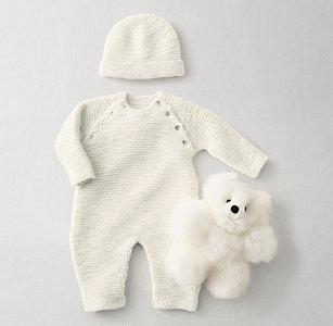 a561aca6ea9fd Baby Apparel & Layette | RH Baby & Child
