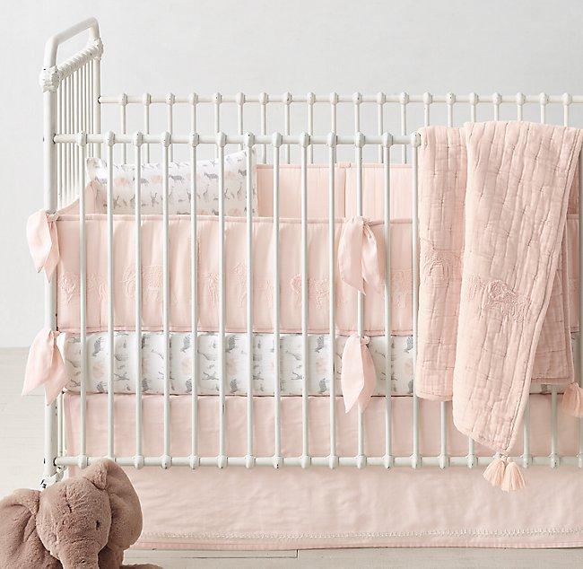 Organic Cotton Nursery Bedding Collection