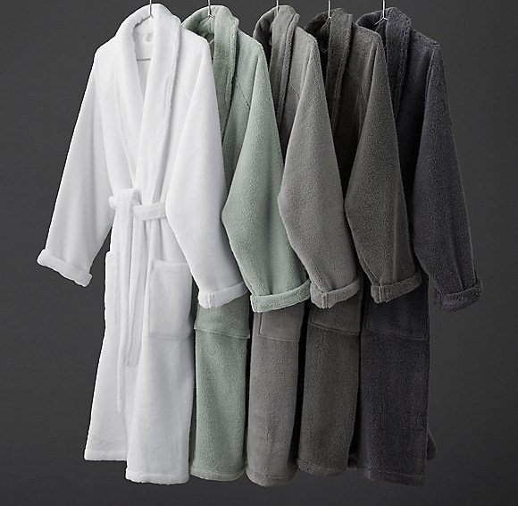 Ultra-soft Turkish Robes