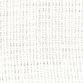 Perennials Textured Linen Weave White